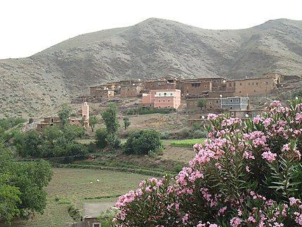 Village du Haut Atlas