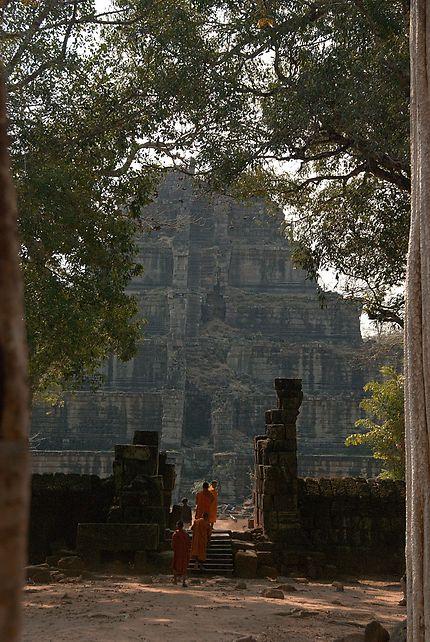 Temple montagne de Kho Ker