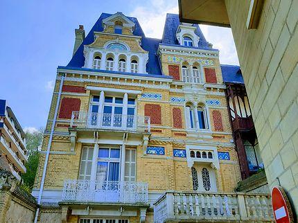 Superbe demeure à  Trouville