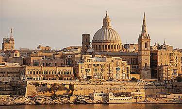 La Valette (île de Malte)