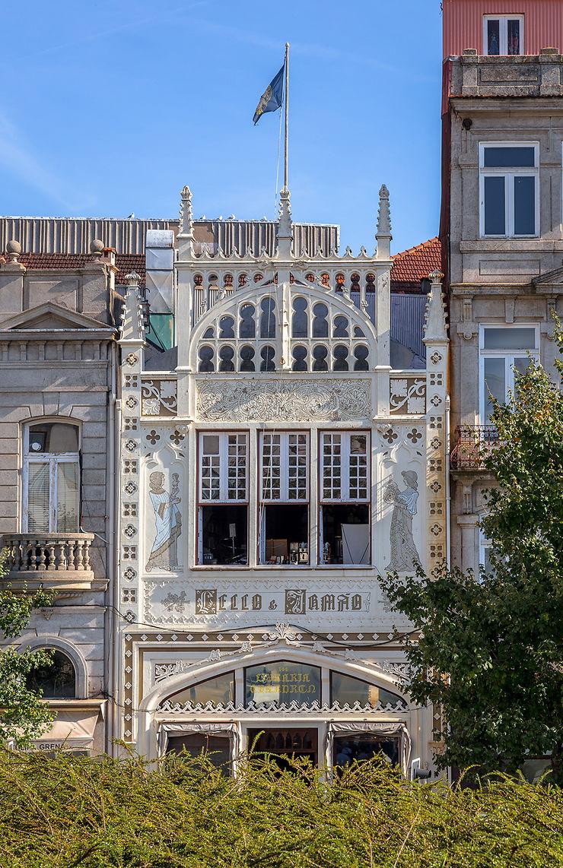 Lello et Irmão, l'une des plus belles librairies du monde
