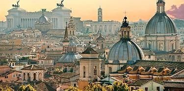 Séjournez dans la romantique ville de Rome jusqu