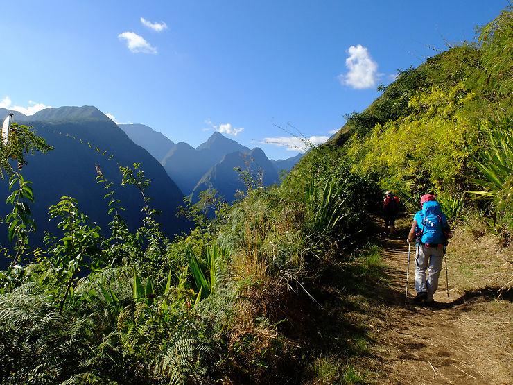 La Réunion, paradis de la randonnée