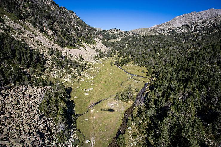 Randonner dans la vallée du Madriu-Perafita-Claror