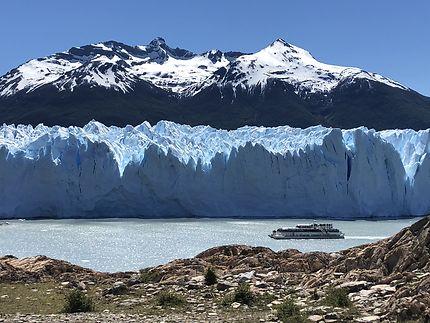 Glacier Perito Moreno, Argentine. Décembre 2018