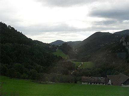 Paysage de Niederösterreich