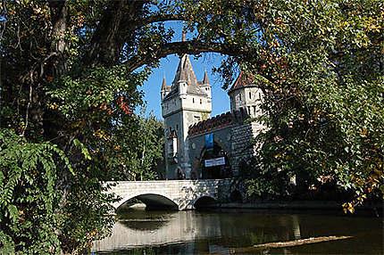 Le chateau de Vajdanunyad