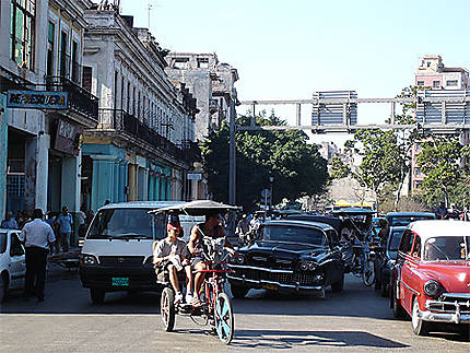 Circulation à La Havane