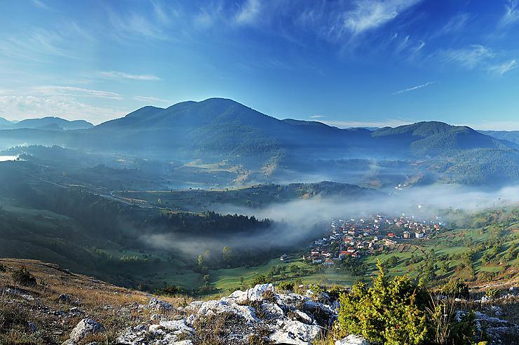 La Bulgarie, côté Sud