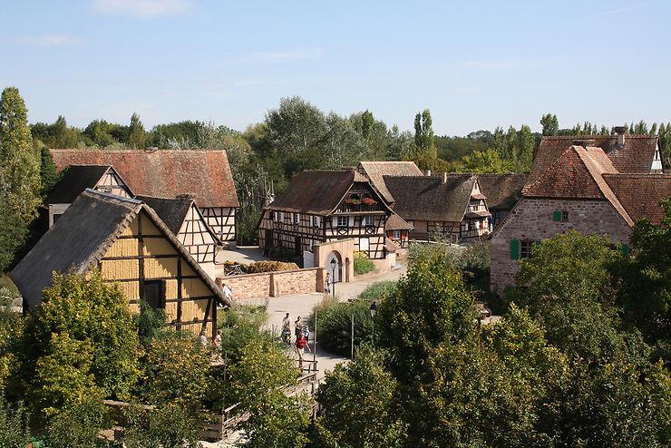 Écomusée d'Alsace - Ungersheim, Haut-Rhin