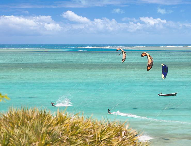 Plongée et sports nautiques à l'île Rodrigues