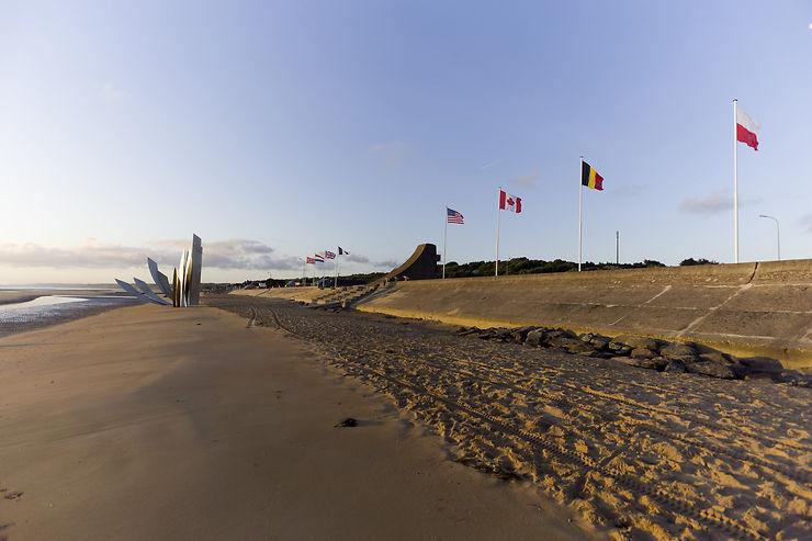 Les plages
