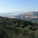 Le lac de Tiberiade