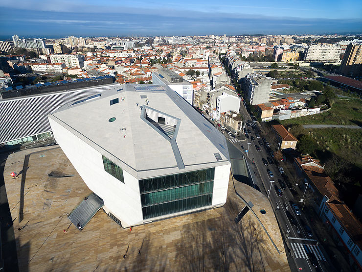 Casa de Musica et MAC : Porto contemporain