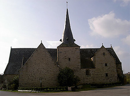 Chapelle saint Jean-Baptiste