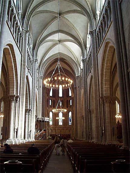 Cathédrale réformée de Genève