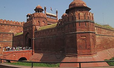Red Fort (Fort Rouge)