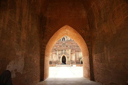 Temple à Bagan