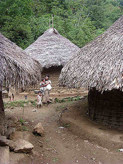 Indiens Koguis, Cité Perdue