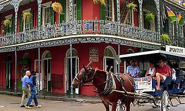 La Nouvelle-Orléans (New Orleans)
