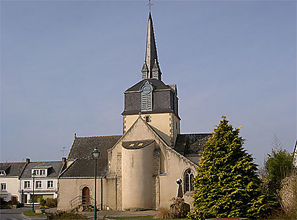 Eglise d'Arzal