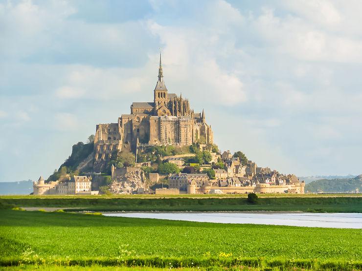 Baie du Mont-Saint-Michel - Manche