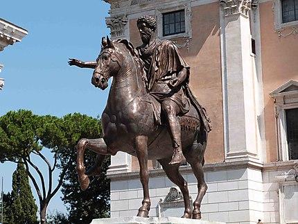 Statue de Marc Auréle - Musée du Capitole