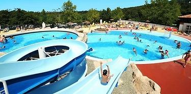 Les meilleurs campings avec parc aquatique !