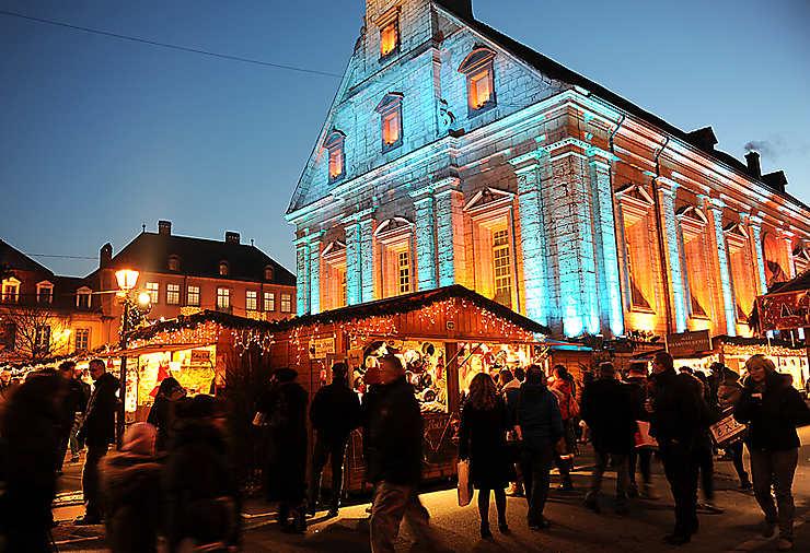 Incroyable décembre en Franche-Comté