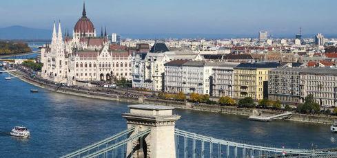 Trois jours à Budapest - Jean-Philippe Damiani