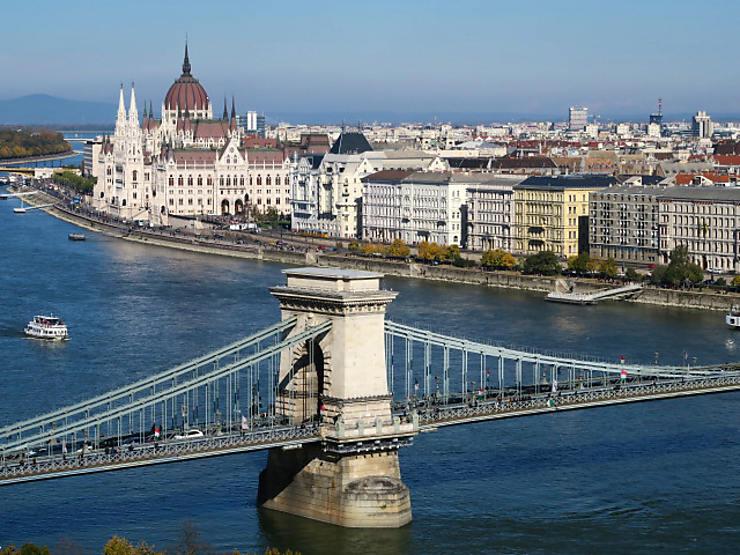 Trois jours à Budapest