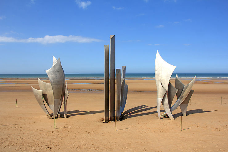 Omaha Beach, Calvados