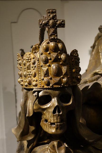 Détail sarcophage de l'empereur Charles VI