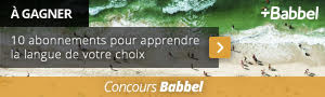 Concours Babbel