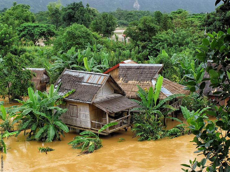 Appel aux dons - Inondations au Laos : il faut aider les victimes !