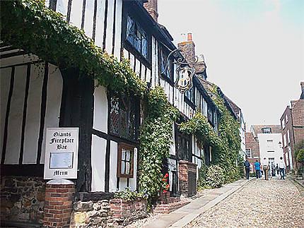 Village médiéval de Rye - Sud Angleterre