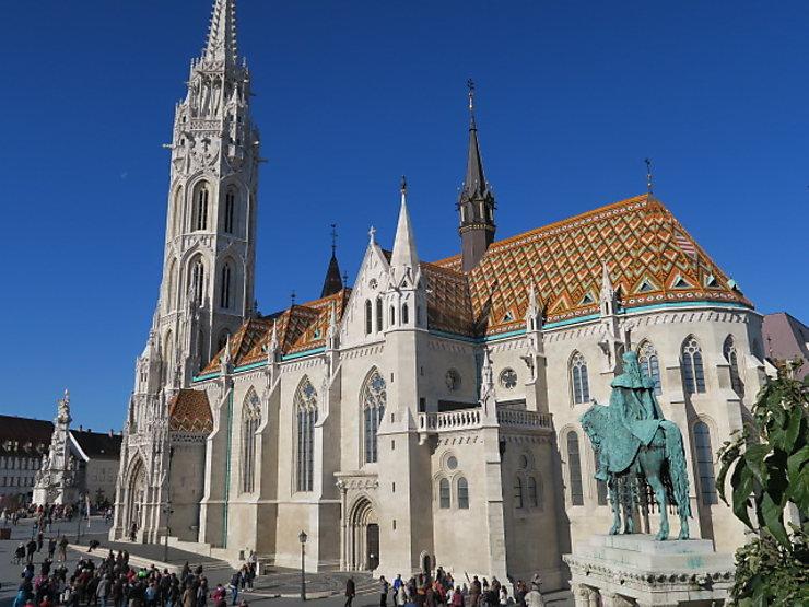 1er jour : Buda, la ville historique