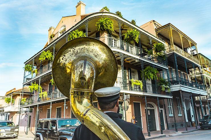La Nouvelle-Orléans (Louisiane)