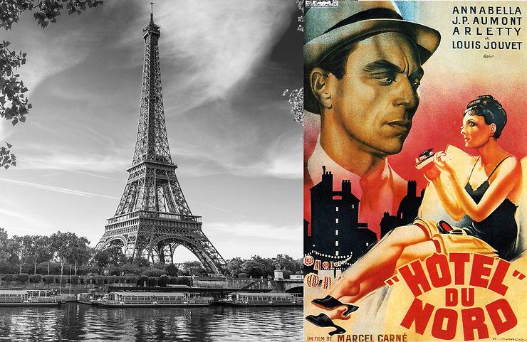 Paris en noir et blanc par… René Clair, Marcel Carné, François Truffaut