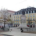 Praça Luis de Camöes
