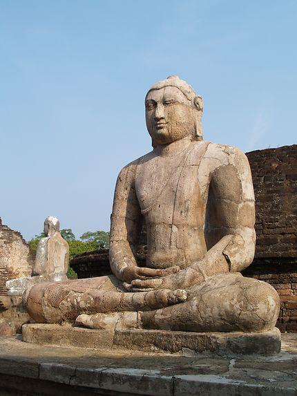 Cité ancienne de Polonnaruwa