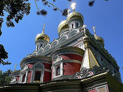 Eglise orthodoxe ruse de Chipka