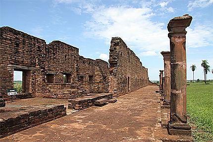 Ruines jésuites