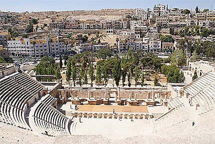 Théâtre romain d'Amman