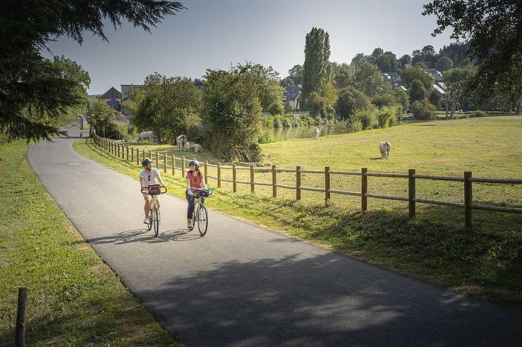 Normandie - La Seine à vélo : une nouvelle piste cyclable entre Paris et la Manche