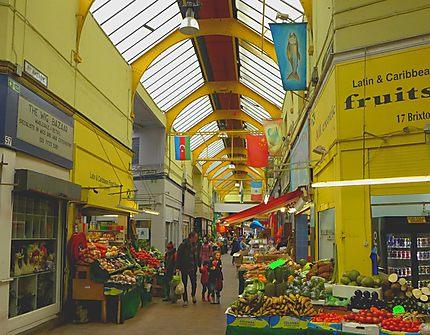 Le marché de Brixton