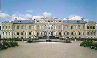 Palais de Rundale (Pilsrundāle)