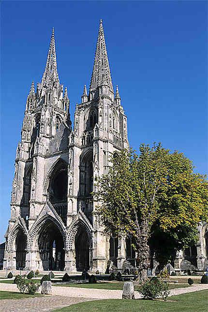 Abbaye St-Jean-des-Vignes, Soissons