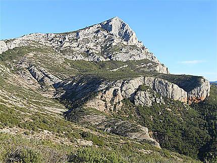 La montagne de Cézanne