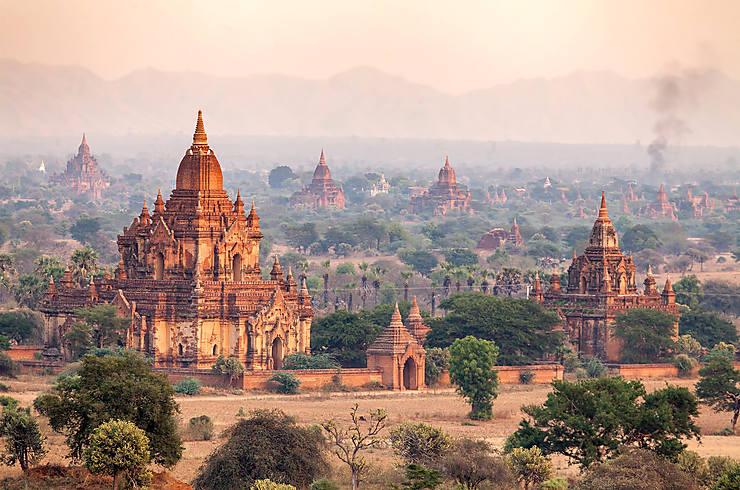 Bagan, une merveille de la Birmanie
